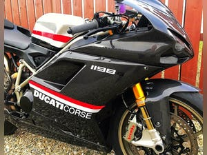 2009 Ducati 1198S Full Carbon Stunning Spec Superbike For Sale (picture 10 of 12)