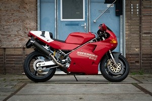 Picture of 1992 Original 28 yrs old Ducati 888 SP5- 1st owner - ! For Sale