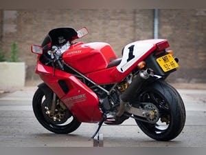 1992 Original 28 yrs old Ducati 888 SP5- 1st owner - ! For Sale (picture 2 of 10)