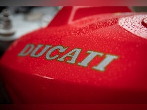 1992 Original 28 yrs old Ducati 888 SP5- 1st owner - ! For Sale (picture 4 of 10)