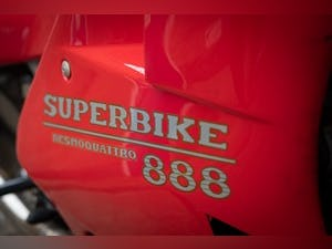 1992 Original 28 yrs old Ducati 888 SP5- 1st owner - ! For Sale (picture 10 of 10)