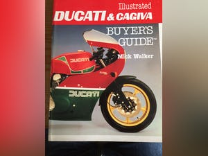 Ducati and Cagiva buyers guide For Sale (picture 1 of 6)