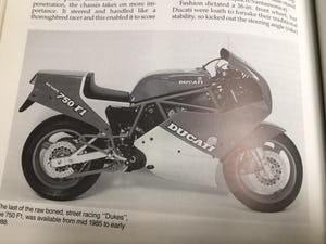 Ducati and Cagiva buyers guide For Sale (picture 6 of 6)