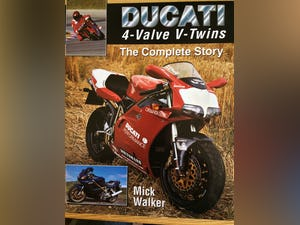 Ducati 4 Valve V Twins  For Sale (picture 1 of 5)
