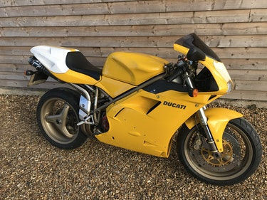 Picture of Ducati 748 SPS  1998 New Belts For Sale