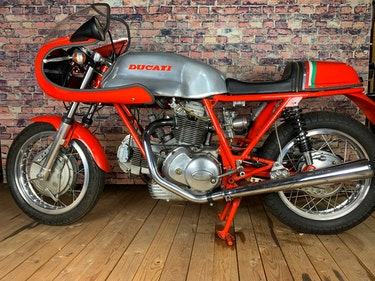 Picture of 1974 Ducati 750S Roundcase bevel For Sale