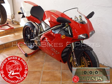 Picture of Ducati 916 SPS Nr.000 Pre-Production 1997 For Sale