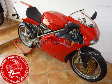 Picture of Ducati 916 SPS 3590km 1.Hand 1998 For Sale