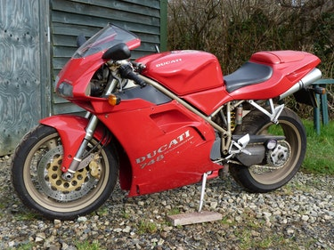 Picture of A 1997 Ducati 748 BP - 30/06/2021 For Sale by Auction