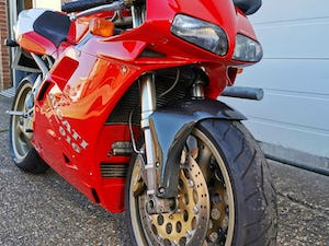 1999-T Ducati 916 BP *immaculate condition,low miles* SOLD (picture 2 of 10)