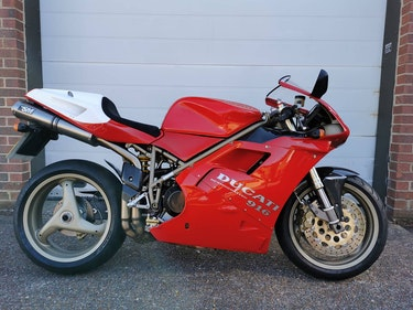 Picture of 1999-T Ducati 916 BP *immaculate condition,low miles* For Sale