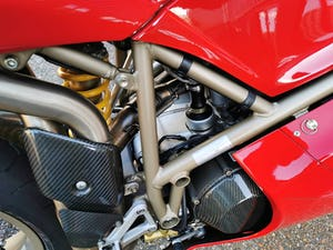 1999-T Ducati 916 BP *immaculate condition,low miles* SOLD (picture 4 of 10)