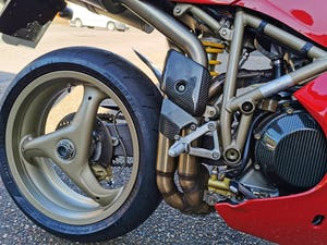 1999-T Ducati 916 BP *immaculate condition,low miles* SOLD (picture 5 of 10)