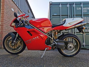 1999-T Ducati 916 BP *immaculate condition,low miles* SOLD (picture 7 of 10)