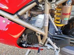 1999-T Ducati 916 BP *immaculate condition,low miles* SOLD (picture 10 of 10)