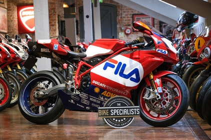 Picture of 2003 Ducati 999R Fila Stunning Low Mileage example only 1,300 mil For Sale
