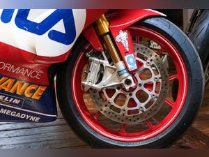 2003 Ducati 999R Fila Stunning Low Mileage example only 1,300 mil For Sale (picture 3 of 25)