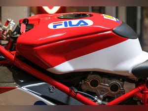 2003 Ducati 999R Fila Stunning Low Mileage example only 1,300 mil For Sale (picture 18 of 25)