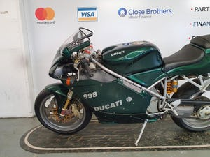2003 DUCATI 998 MATRIX RELOADED EDITION IMMACULATE CONDITION For Sale (picture 3 of 12)