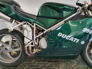 2003 DUCATI 998 MATRIX RELOADED EDITION IMMACULATE CONDITION For Sale (picture 6 of 12)