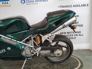 2003 DUCATI 998 MATRIX RELOADED EDITION IMMACULATE CONDITION For Sale (picture 7 of 12)