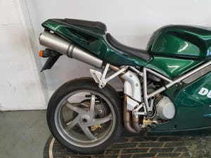 2003 DUCATI 998 MATRIX RELOADED EDITION IMMACULATE CONDITION For Sale (picture 8 of 12)