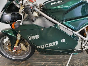 2003 DUCATI 998 MATRIX RELOADED EDITION IMMACULATE CONDITION For Sale (picture 12 of 12)