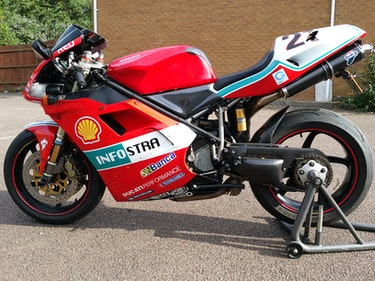 Picture of 2001 Ducati 996 biposto For Sale