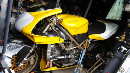 Picture of 1997 Ducati 748 RS Genuine Fully rebuilt engine all OEM For Sale