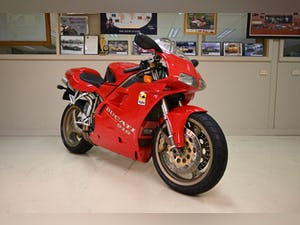 1996 DUCATI 916 BIOPOSTO For Sale by Auction (picture 1 of 11)