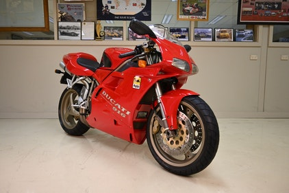 Picture of 1996 DUCATI 916 BIOPOSTO For Sale by Auction