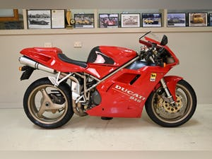 1996 DUCATI 916 BIOPOSTO For Sale by Auction (picture 3 of 11)
