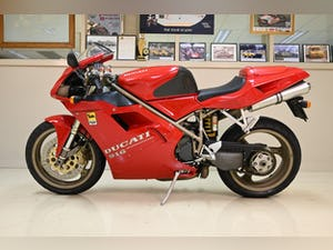1996 DUCATI 916 BIOPOSTO For Sale by Auction (picture 7 of 11)