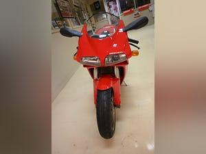 1996 DUCATI 916 BIOPOSTO For Sale by Auction (picture 11 of 11)