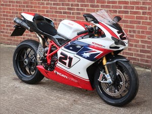 2010 Ducati 1098R Troy Bayliss For Sale (picture 2 of 19)
