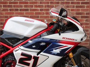 2010 Ducati 1098R Troy Bayliss For Sale (picture 8 of 19)