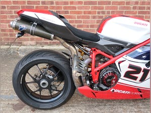 2010 Ducati 1098R Troy Bayliss For Sale (picture 10 of 19)