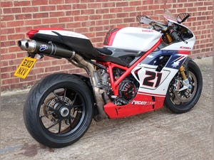2010 Ducati 1098R Troy Bayliss For Sale (picture 11 of 19)