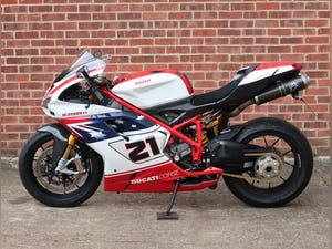 2010 Ducati 1098R Troy Bayliss For Sale (picture 12 of 19)