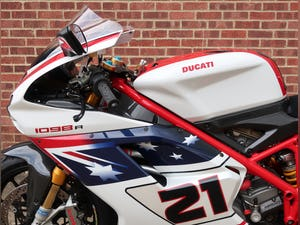 2010 Ducati 1098R Troy Bayliss For Sale (picture 15 of 19)