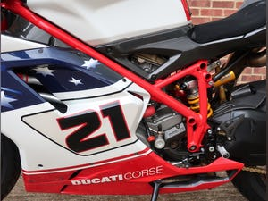 2010 Ducati 1098R Troy Bayliss For Sale (picture 16 of 19)