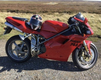Picture of Ducati 2001 748S For Sale