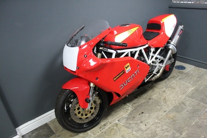 Picture of 1994 Ducati 750 SS ROAD  REGISTERED RACE BIKE For Sale