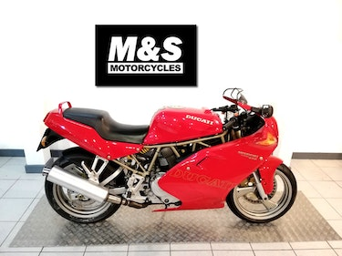 Picture of 1997 Ducati 600SS For Sale