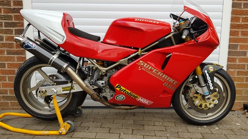 Picture of 1994 Ducati 926 (888) Corse Ex-BSB, WSB, TT For Sale