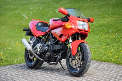 Picture of 1993 Ducati 900 SS CR For Sale by Auction