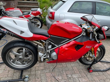 Picture of 2002 Ducati 748R For Sale
