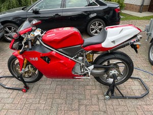2002 Ducati 748R For Sale (picture 2 of 12)