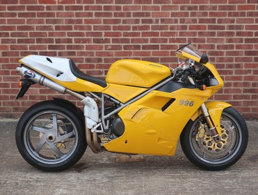 Picture of 2001 Ducati 996 S For Sale