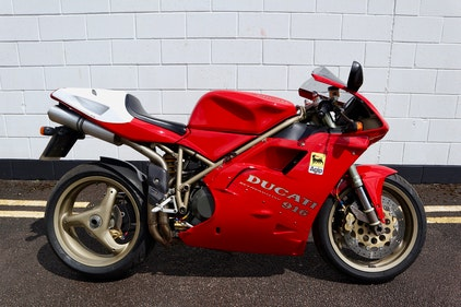 Picture of 1997 Ducati 916 900cc - Very Good Condition For Sale